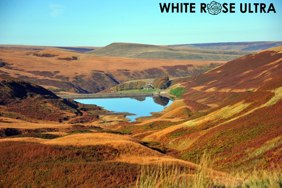 #Pennine268, #PennineWay, #TeamOARock, Spine Race, #WRU, White Rose Ultra